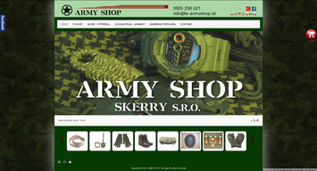 SKERRY - ARMY SHOP